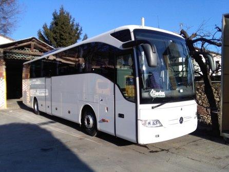 Mercedes Tourismo RHD2