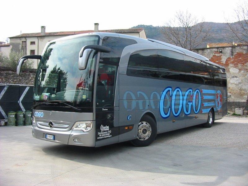 Mercedes Travego RHD